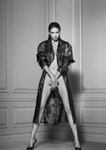 Αισθησιακό γυμνό μοντέλα