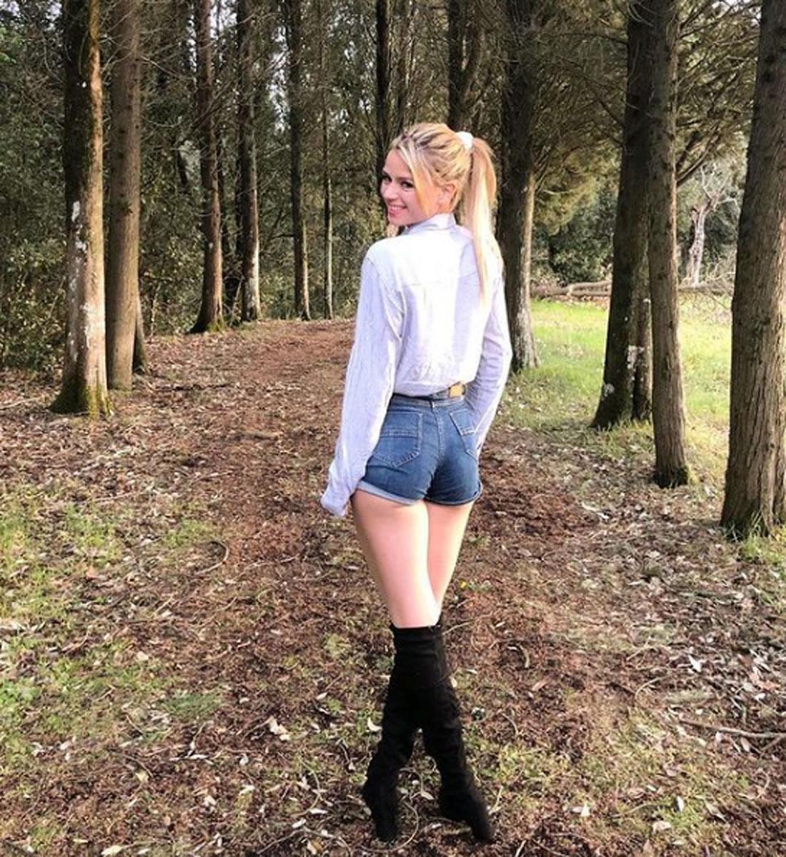 Η Camila Giorgi «έριξε» το Instagram με την τελευταία σέξι ανάρτησή της!